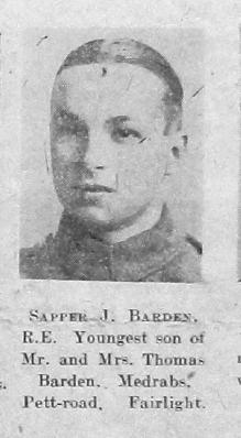 J Barden