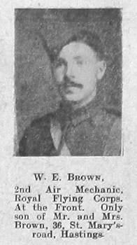 W E Brown