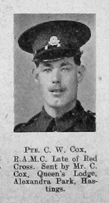 C W G Cox