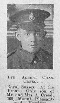 Albert Charles Creed