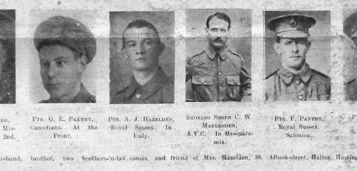 Hazelden, Pantry, Maplesden & Hooper