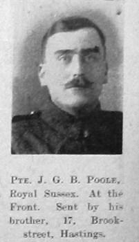 John G B Poole