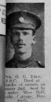 Godfrey Gordon Relf