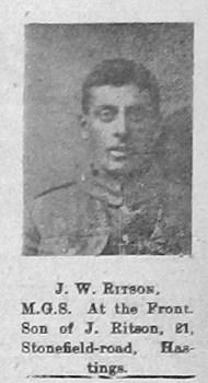Joseph William Ritson