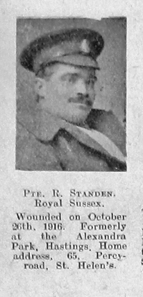 Reginald Standen