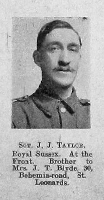 Joseph J Taylor