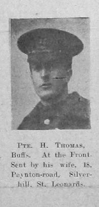 H Thomas