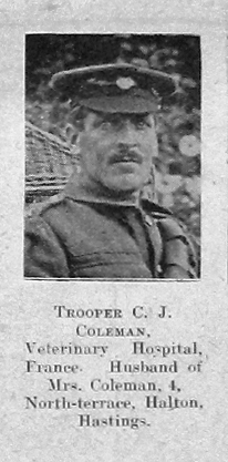 C J Coleman