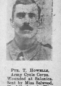 Thomas Howells