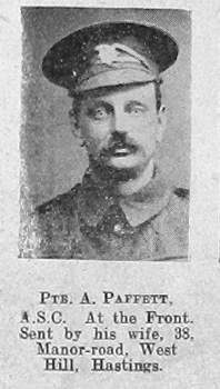Alfred Paffett