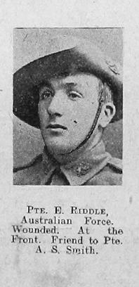 Ernest Riddle