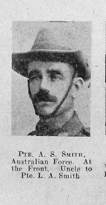 Alfred Solomon Smith