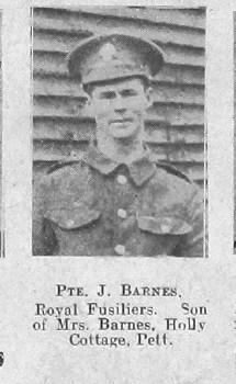 J Barnes