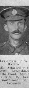 Hatton, Frederick William