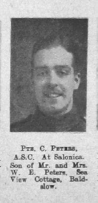 C Peters