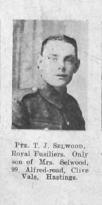 Thomas John Selwood
