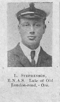 L Stephenson