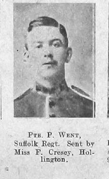 Percy Went