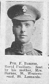 F Barnes