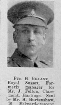 H Bryant