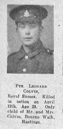 Leonard Colvin