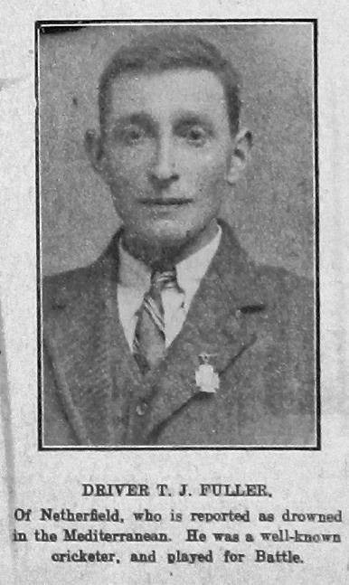 Thomas John Fuller