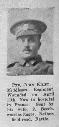 Kiley, John
