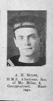 Miles, A H
