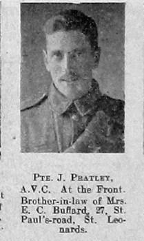 J Pratley