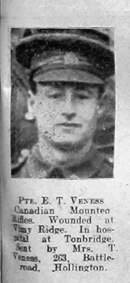 Edwin Thomas Veness