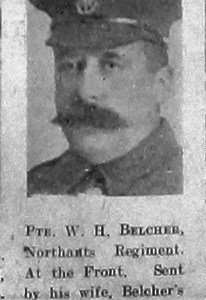 Walter H Belcher