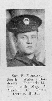 F Morgan