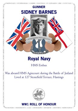 Royal Navy Example