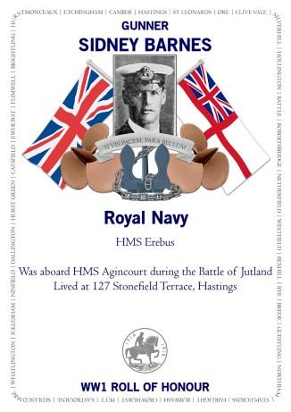 Royal Navy Example