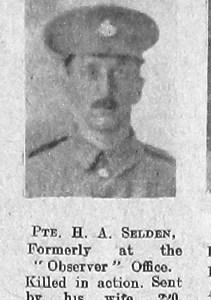 Herbert Alfred Selden