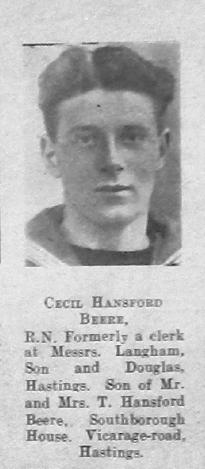 Beere, Cecil Hansford