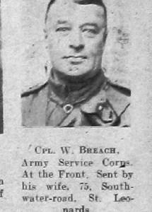 William Breach