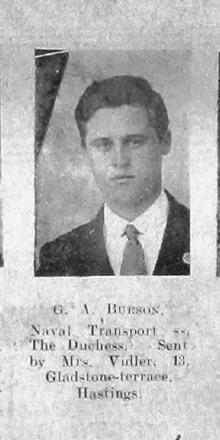Burson, G A