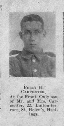 Carpenter, Percy G