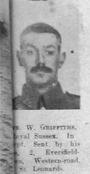 W Griffiths