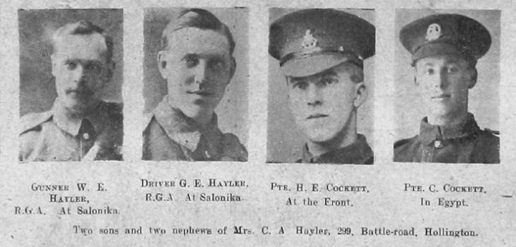 Hayler & Cockett