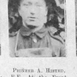 Arthur Histed