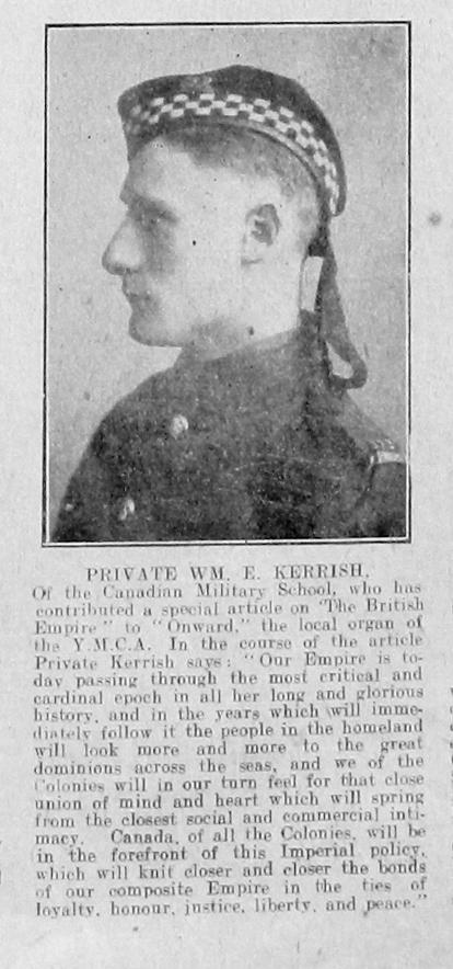 William Ernest Kerrish