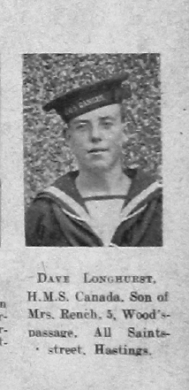 David Henry Benjamin Longhurst