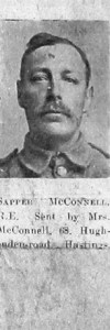 McConnell, Unknown First Name