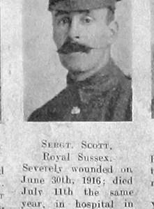 Ernest J Scott