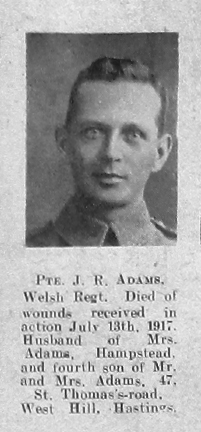 Adams, James Robert