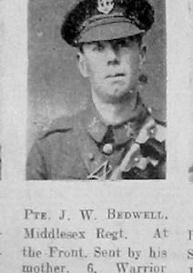 Jonathan W A Bedwell