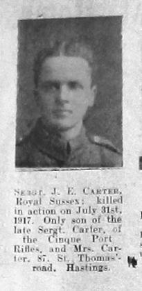 John E Carter