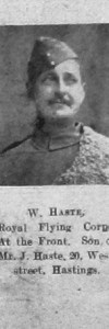 Haste, William